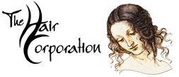 The Hair Corporation Logo